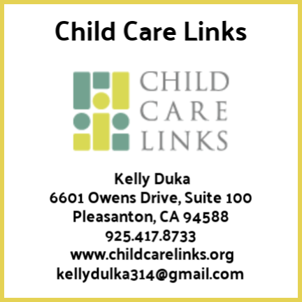Child Care Links Logo and contact info